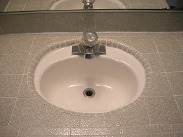 resurface bathroom sink bathroom and kitchen repair do it yourself 14206